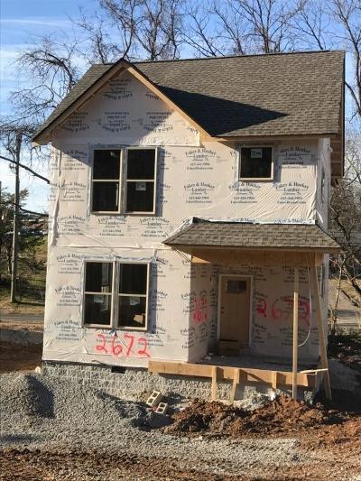 Nashville Single Family Home For Sale: 2672 Hartford Dr