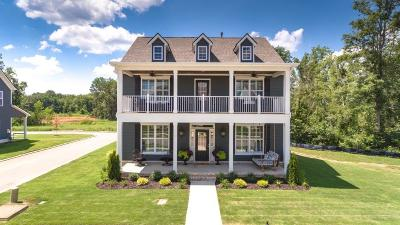 Pleasant View Single Family Home For Sale: 160 Majestic Lane Lot 15