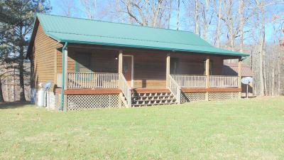 Monteagle Single Family Home Under Contract - Showing: 115 Mtn Memories
