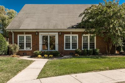 Hendersonville Single Family Home For Sale: 51 Wyndermere