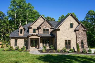 Clarksville Single Family Home For Sale: 100 Reda Estates