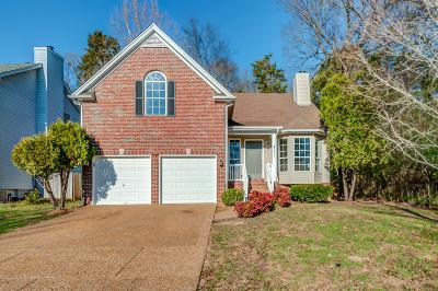 Franklin Single Family Home Under Contract - Showing: 2073 Upland Dr