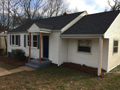 Nashville Single Family Home For Sale: 718 Oneida Ave