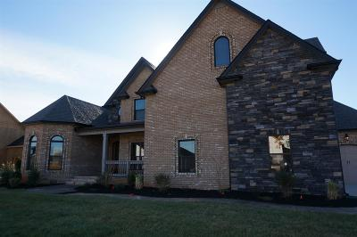 Clarksville Single Family Home Under Contract - Showing: 26 Hartley Hills