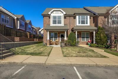 Nashville Condo/Townhouse For Sale: 2310 Elliott Ave Apt 524 #524