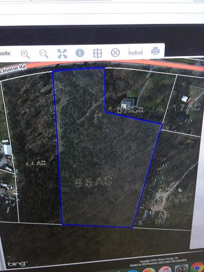 Mount Juliet Residential Lots & Land Under Contract - Showing: Lebanon Rd