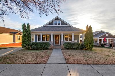 Franklin Single Family Home Under Contract - Showing: 123 Carters Glen Pl