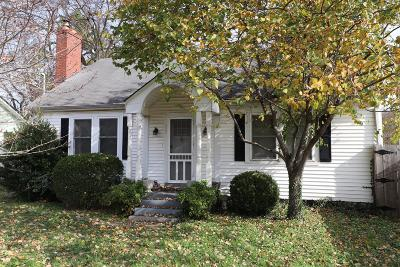 Lewisburg Single Family Home For Sale: 415 1st Ave N
