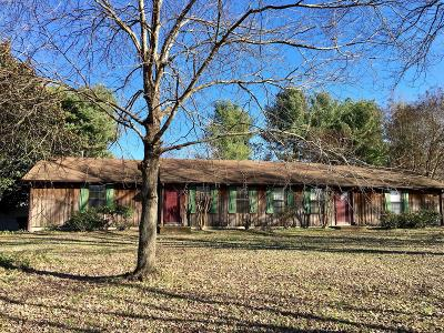 Single Family Home For Sale: 2602 Lock Two Rd