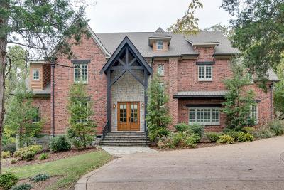 Nashville Single Family Home For Sale: 4527 Yancey Drive