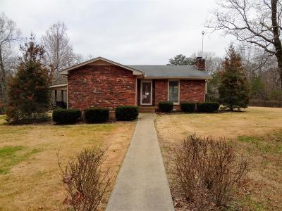 Ashland City Single Family Home For Sale: 1082 Triangle Rd