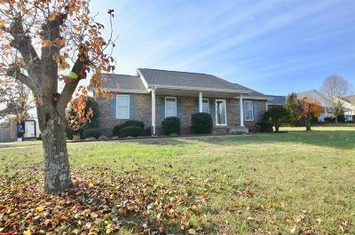 Clarksville Single Family Home For Sale: 470 Kristie Michelle Ln