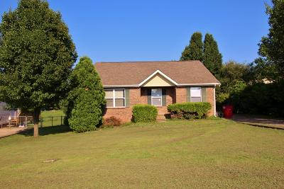 Clarksville Single Family Home For Sale: 1303 Chucker Dr