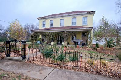 Clarksville Single Family Home For Sale: 412 Beech St