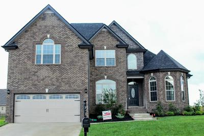 Clarksville Single Family Home For Sale: 148 Wellington Fields