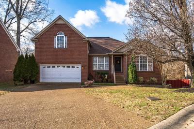 Single Family Home For Sale: 6108 Tuckaleechee Ln