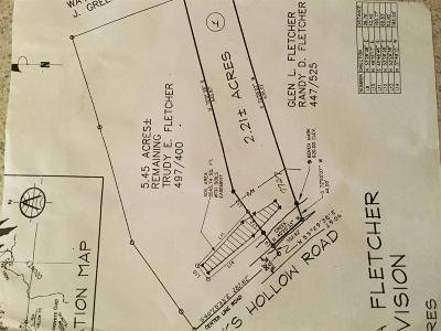 Christiana Single Family Home For Sale: 7725 Burks Hollow Rd