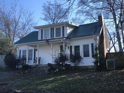 Columbia  Single Family Home Under Contract - Showing: 1021 Hillcrest Ave
