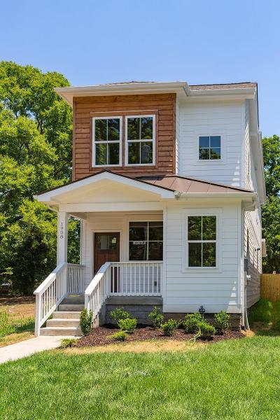 Nashville Single Family Home For Sale: 1908 B N 14th Ave