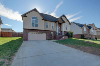 Clarksville TN Single Family Home For Sale: $239,950
