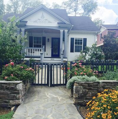 Nashville Single Family Home For Sale: 1813 4th Ave N