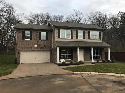 Antioch Single Family Home Under Contract - Showing: 4420 Luke Dr