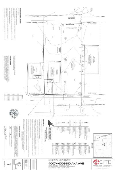 Nashville Residential Lots & Land For Sale: 4007 Indiana Ave