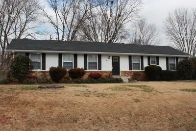 Clarksville TN Single Family Home For Sale: $134,900
