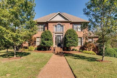 Nashville Single Family Home For Sale: 905 Hillmont Court
