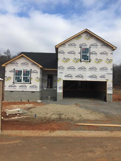 Clarksville TN Single Family Home For Sale: $194,900