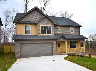 Clarksville TN Single Family Home For Sale: $217,900