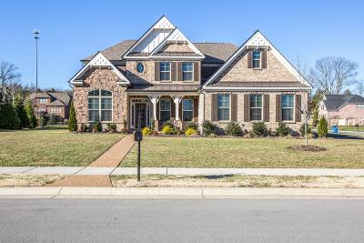 Nolensville Single Family Home Under Contract - Showing: 713 Alameda Avenue