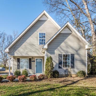 Nashville  Single Family Home For Sale: 701 23rd Street