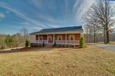 White Bluff Single Family Home For Sale: 1072 Claylick Rd