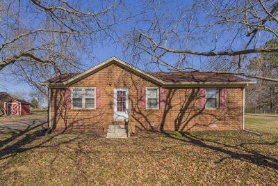 Columbia Single Family Home For Sale: 2734 Carters Creek Sta Rd