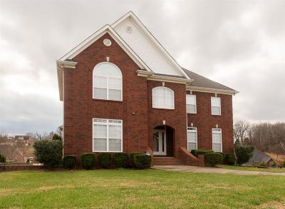 Pleasant View Single Family Home Under Contract - Showing: 2028 Alycia Way