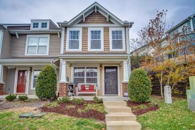 Nashville Condo/Townhouse For Sale: 3397 Harpeth Springs Dr