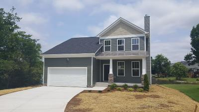Davidson County Single Family Home Under Contract - Showing: 2580 Val Marie Dr