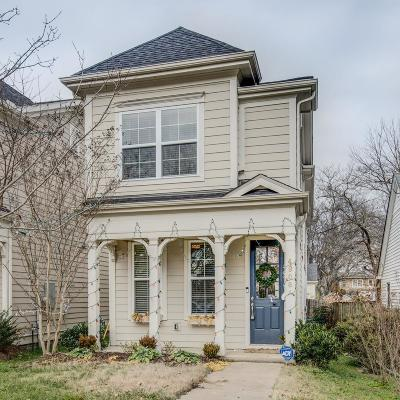 Nashville  Single Family Home For Sale: 4908 A Wyoming Ave