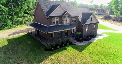 Clarksville Single Family Home For Sale: 26 Reda Estates