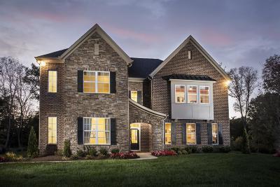 Mount Juliet TN Single Family Home For Sale: $489,990