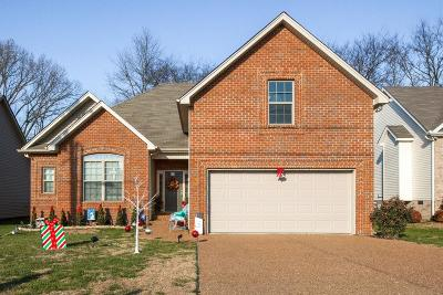 Spring Hill  Single Family Home For Sale: 1068 Golf View Way
