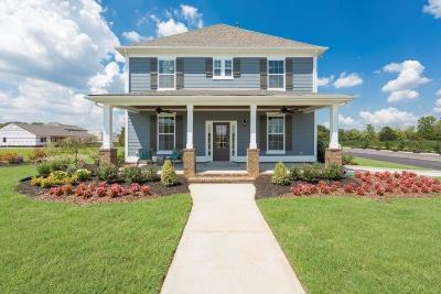Pleasant View Single Family Home Under Contract - Showing: 170 Majestic Lane Lot 14