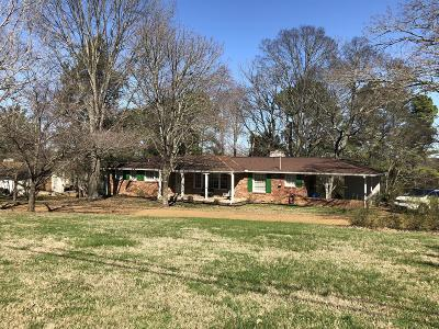 Hendersonville Single Family Home For Sale: 127 Country Club Dr