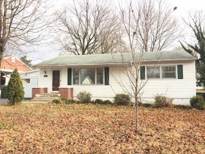 Christian County Single Family Home For Sale: 108 S Iris Drive