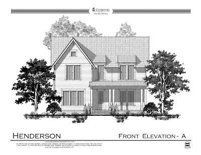Hendersonville Single Family Home For Sale: 1572 Drakes Creek