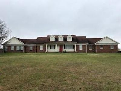Shelbyville Single Family Home Under Contract - Showing: 1524 Highway 130 East