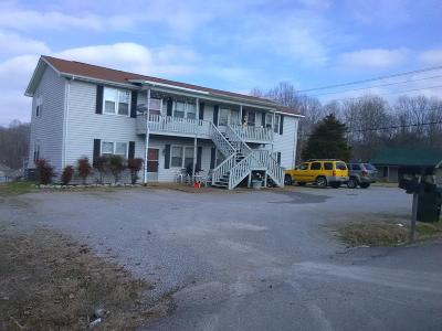 Dickson Multi Family Home For Sale: 105 Hill Rd