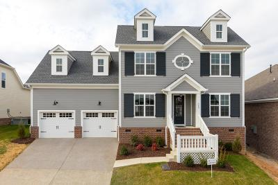 Franklin Single Family Home For Sale: 260 Rich Circle