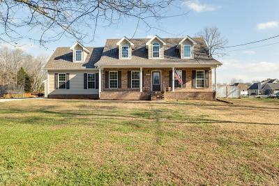 Marshall County Single Family Home Under Contract - Showing: 1403 Abigail Ct
